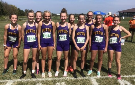 PHS Cross Country Competes in Columbia