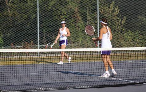 Potosi Girls Tennis beats Saxony Lutheran