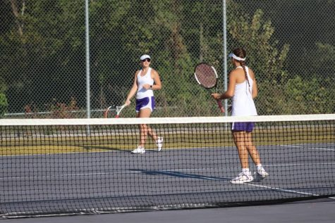 Potosi Girls Tennis beats Saxony Lutheran