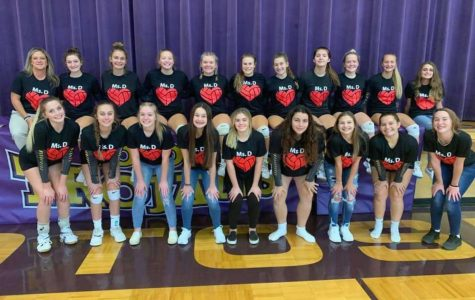 Which witch is which? Students and staff were seeing much more than double on Wednesday. For twin day, the entire volleyball team wore matching shirts in honor of former friend and educator, AshLee DeMarinis.
