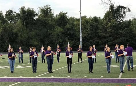 PHS Band Marches to a New Beat