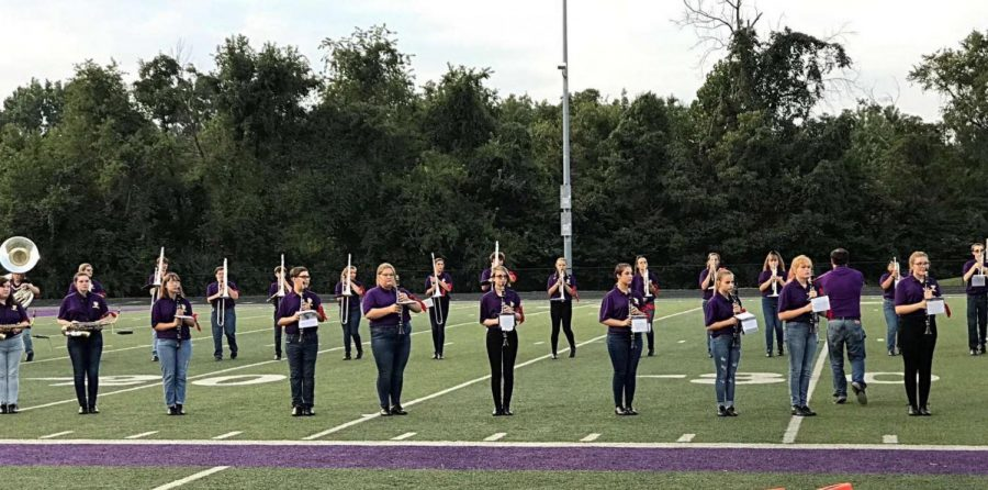 PHS+Band+Marches+to+a+New+Beat