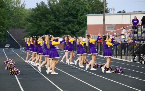Covid-19 Vs. Potosi High School Cheerleading