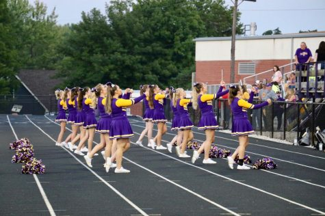 Covid-19 Vs. Potosi High School Cheerleading