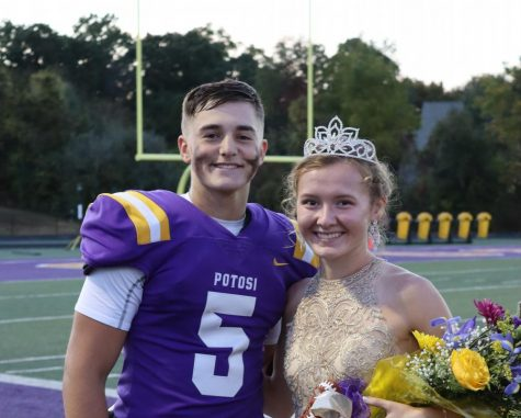 Homecoming Parade and Coronation