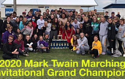 PHS Marching Band are Grand Champions