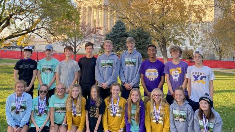 Cross Country Conquers State