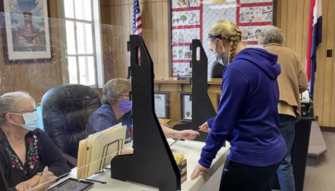 PHS Students Take to the Polls