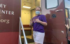 PHS Donates Blood