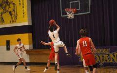 Potosi vs. Sainte Genevieve Basketball