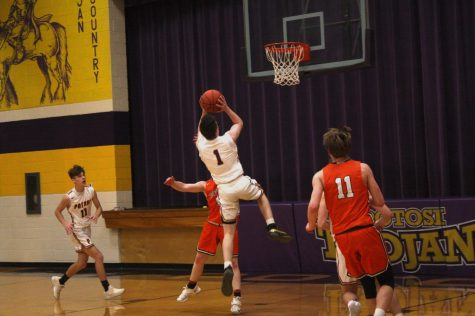 Potosi vs. Sainte Genevieve Basketball