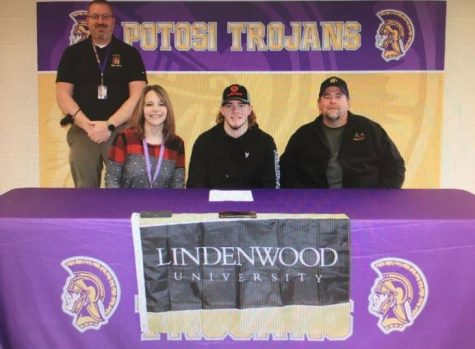 Wade Mercille Commits to Lindenwood