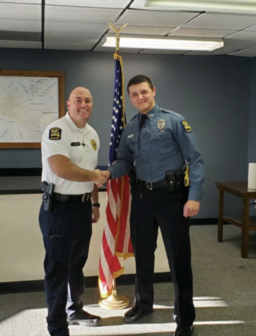 Potosi Alumni Becomes a Local Police Officer