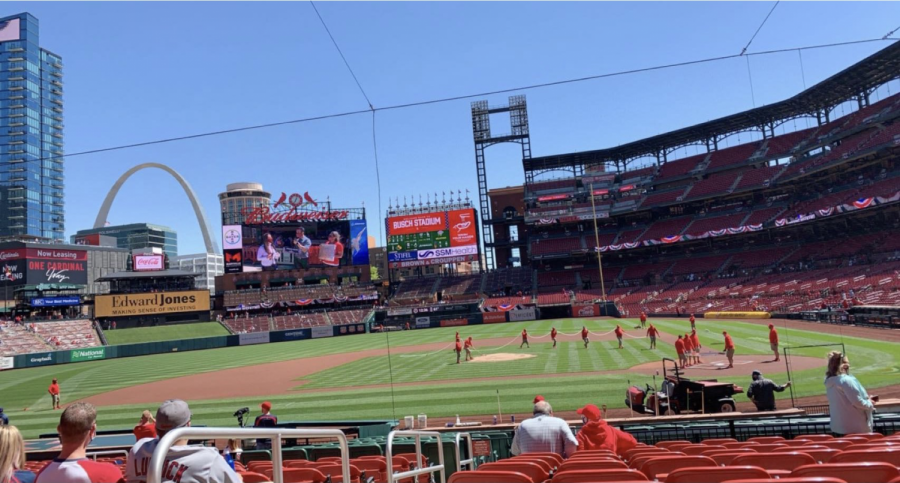 St.Louis+Cardinals+Baseball+is+Back