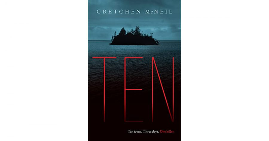 Ten+by+Gretchen+McNeil+is+the+first+book+that+the+Book+Club+has+chosen+to+read.+