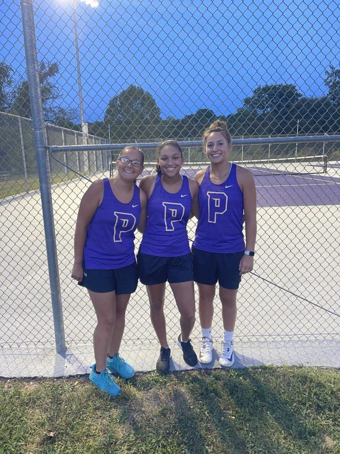 PHS Tennis Celebrates Senior Night